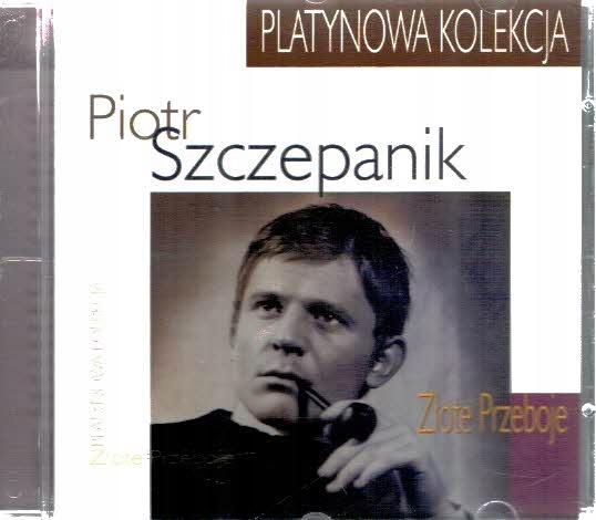 Piotr Szczepanik - Złote Przeboje [CD] 1999
