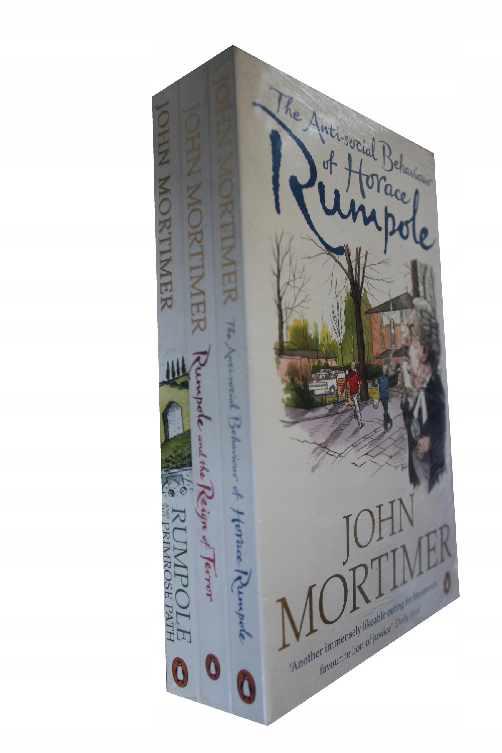John Mortimer Rumpole Book Set