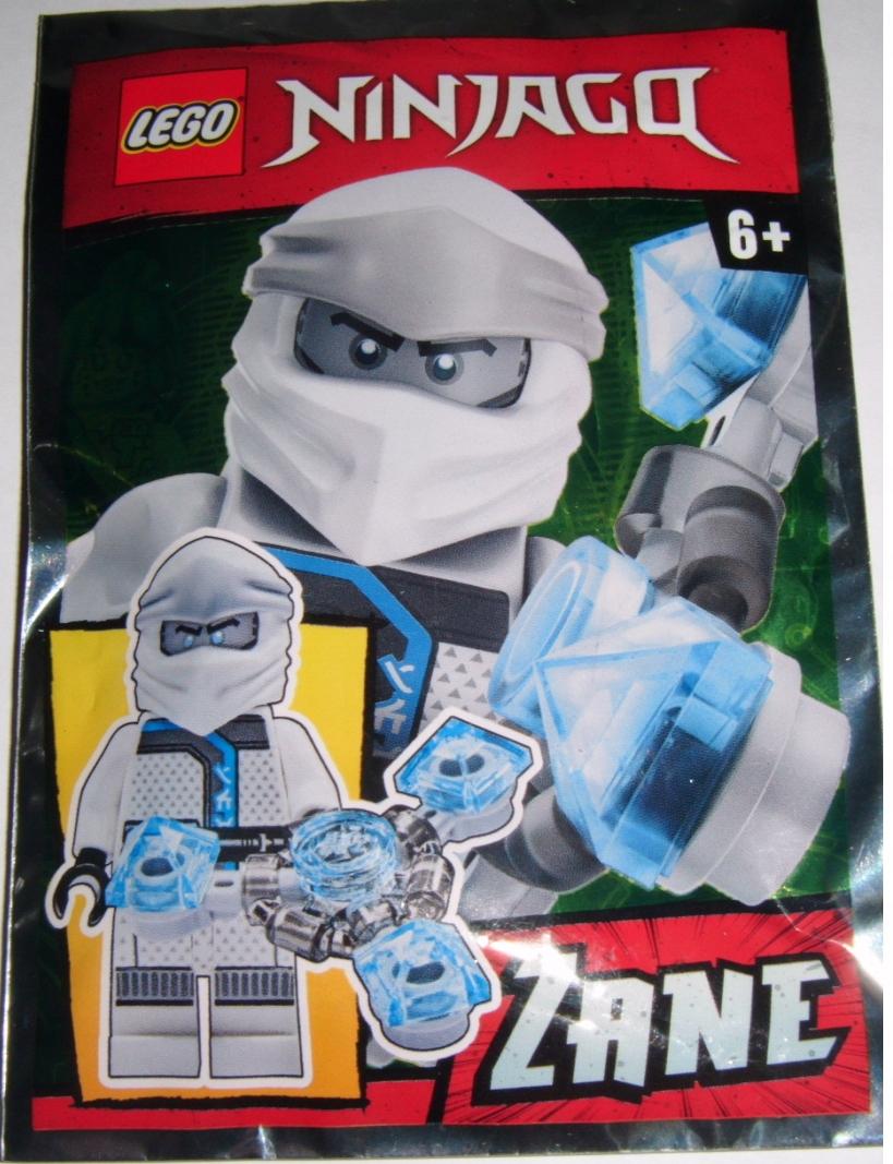 Lego Ninjago figurka ZANE 891957
