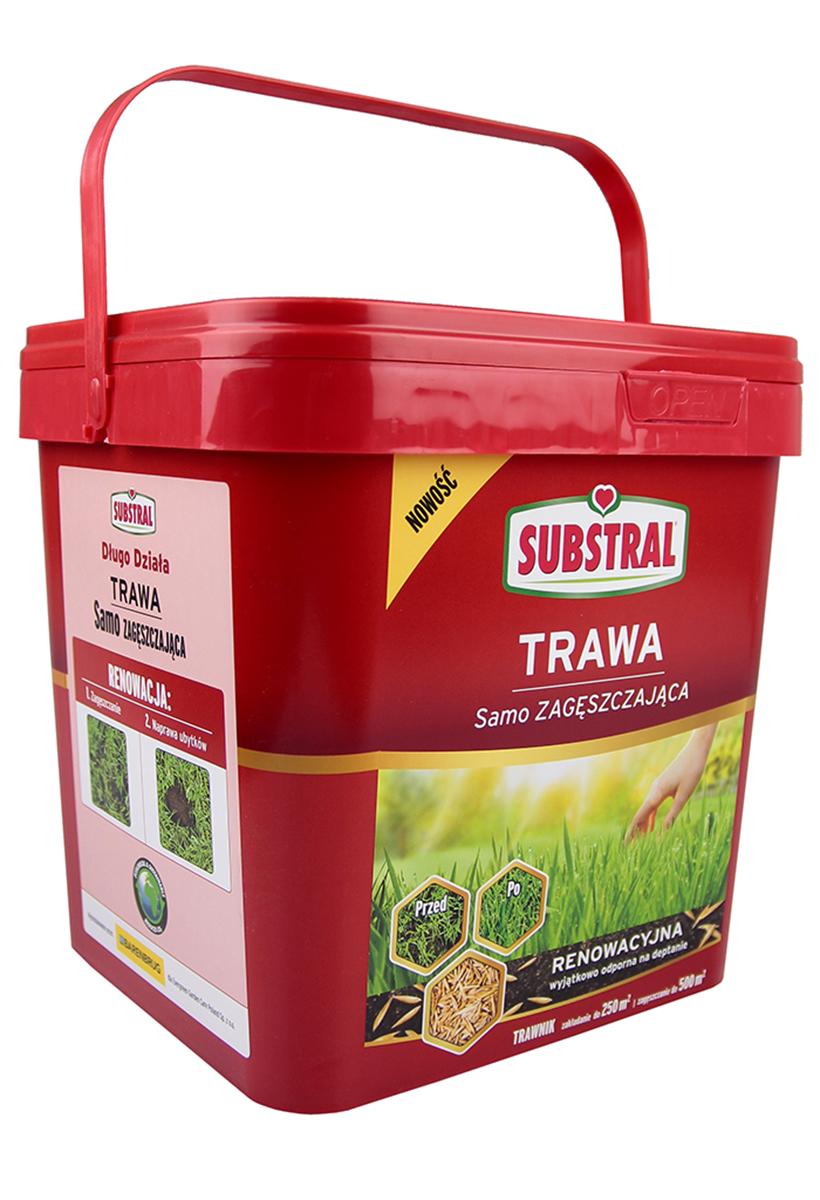 SUBSTRAL TRAWA Samo Zagęszczająca 5kg Renowacyjna
