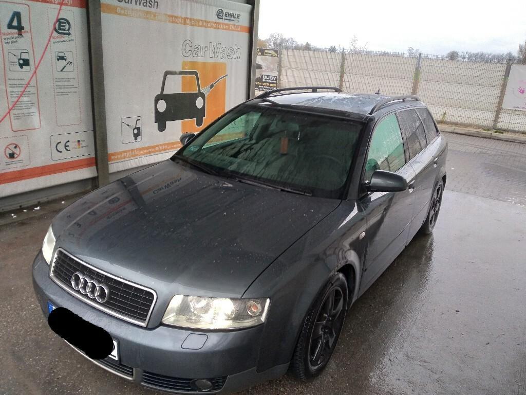 Audi A4 Avant 2.5 TDI 163KM