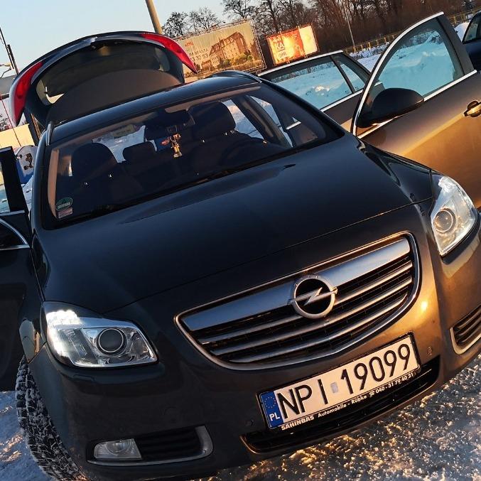 Opel Insignia sport full opcja 195 KM Okazja