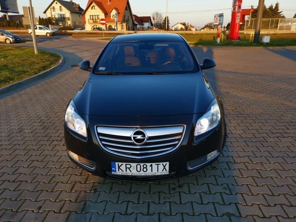 Opel Insignia sedan Cosmo full opcja