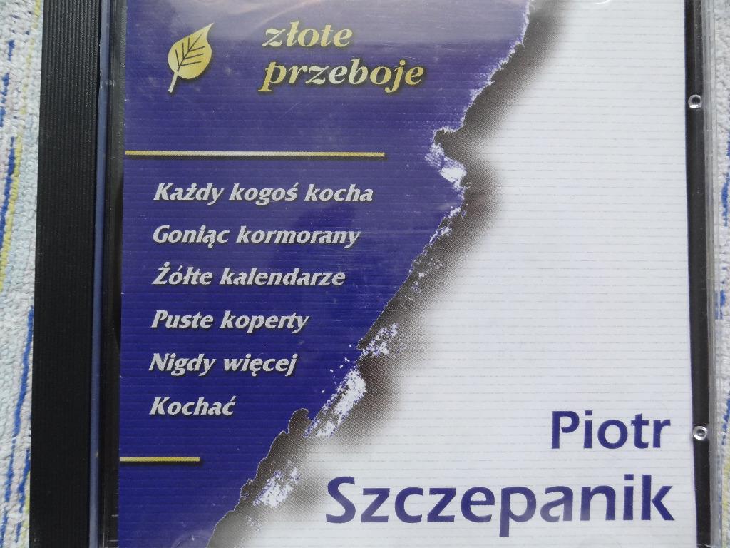 Piotr Szczepanik złote przeboje