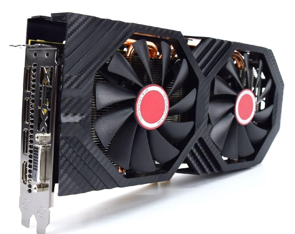 Karta graficzna Radeon XFX RX 590 FatBoy,gwarancja