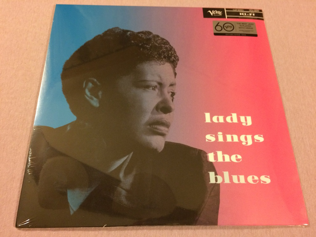 Billie Holiday Lady Sings The Blues LP Mint 085