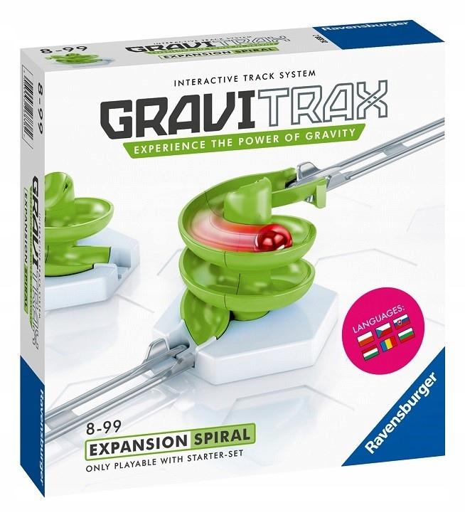 GRAVITRAX Zestaw uzupełniający SPIRALA 268863