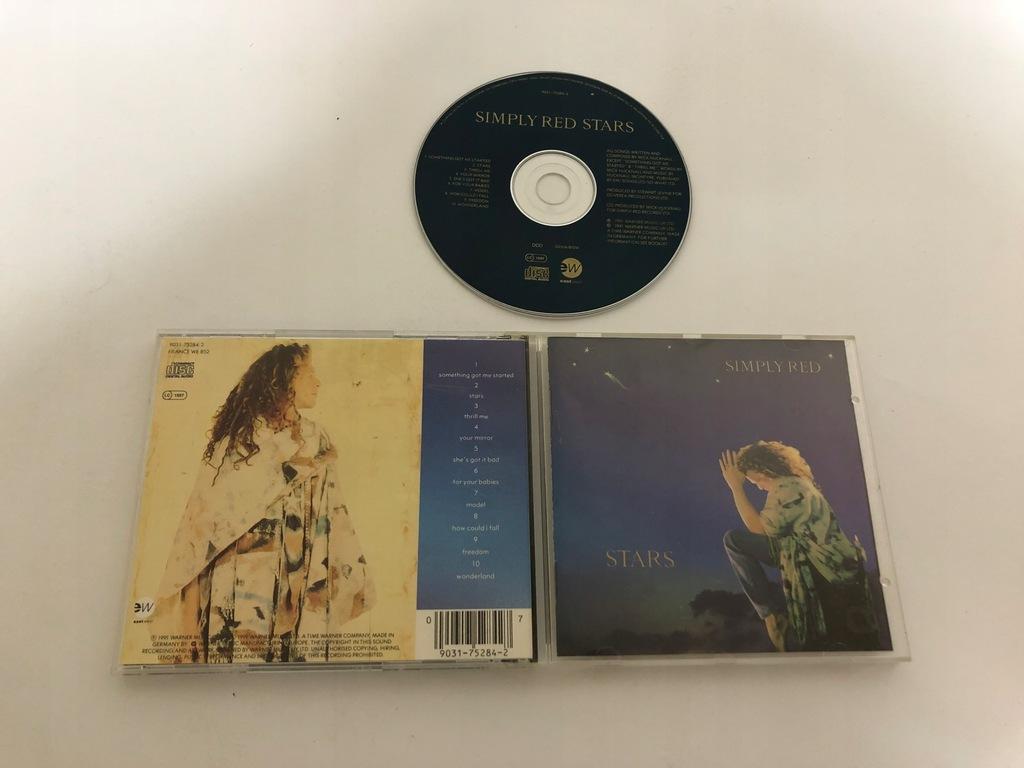 Simply Red Stars __CD 640 Funk/Soul Pop