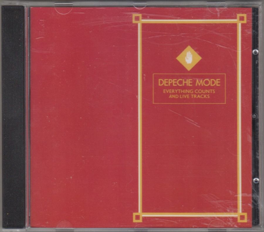 Depeche Mode : Everything Counts And Live Tracks