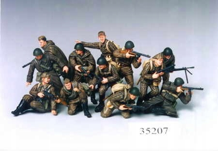 Tamiya 35207 Russian Army Assault Infantry