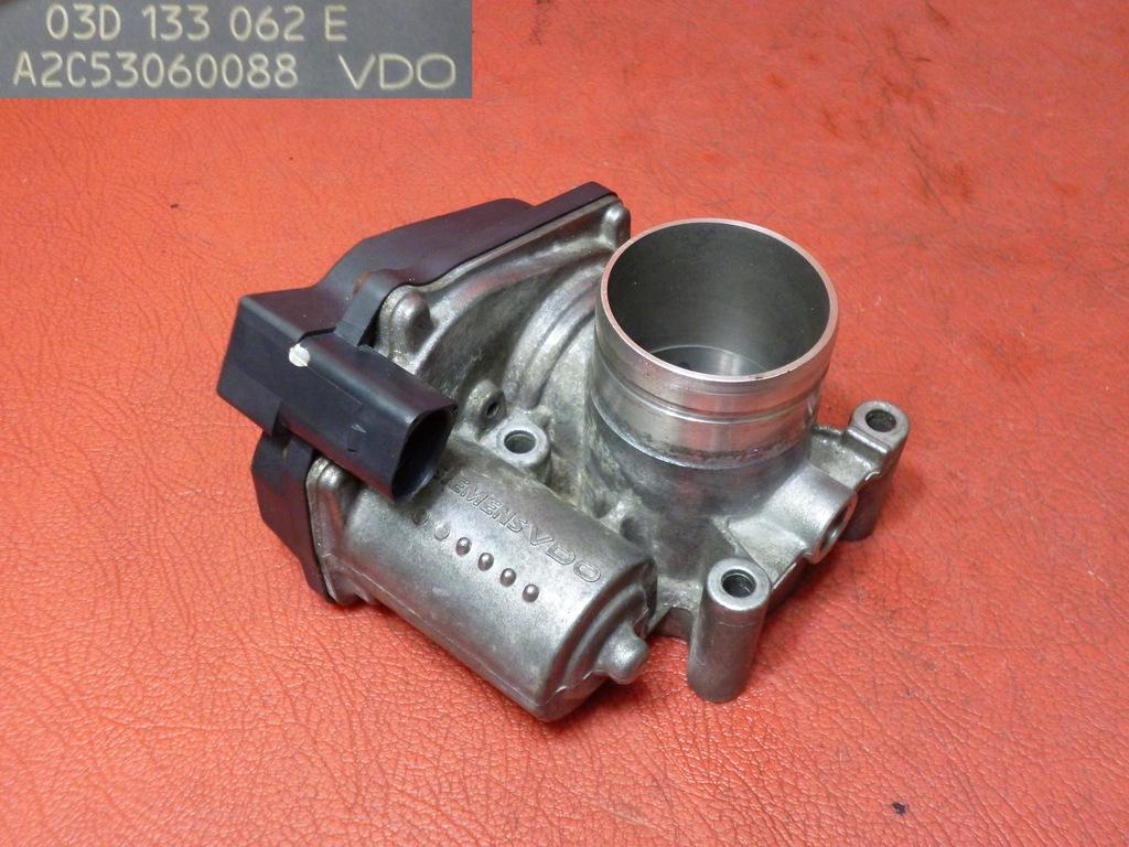 Przepustnica VW Seat Skoda 1.2 12V, 6V 03D133062E