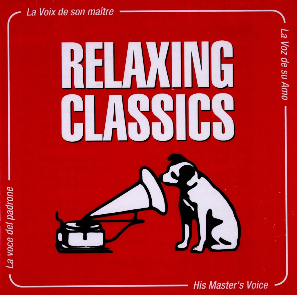 NIPPER SERIES: RELAXING CLASSICS (2CD)