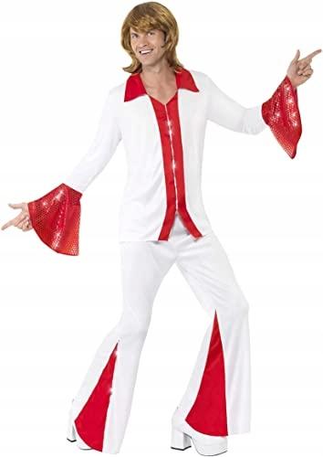 Kostium dyskotekowy Smiffys Elvis Presley roz.L