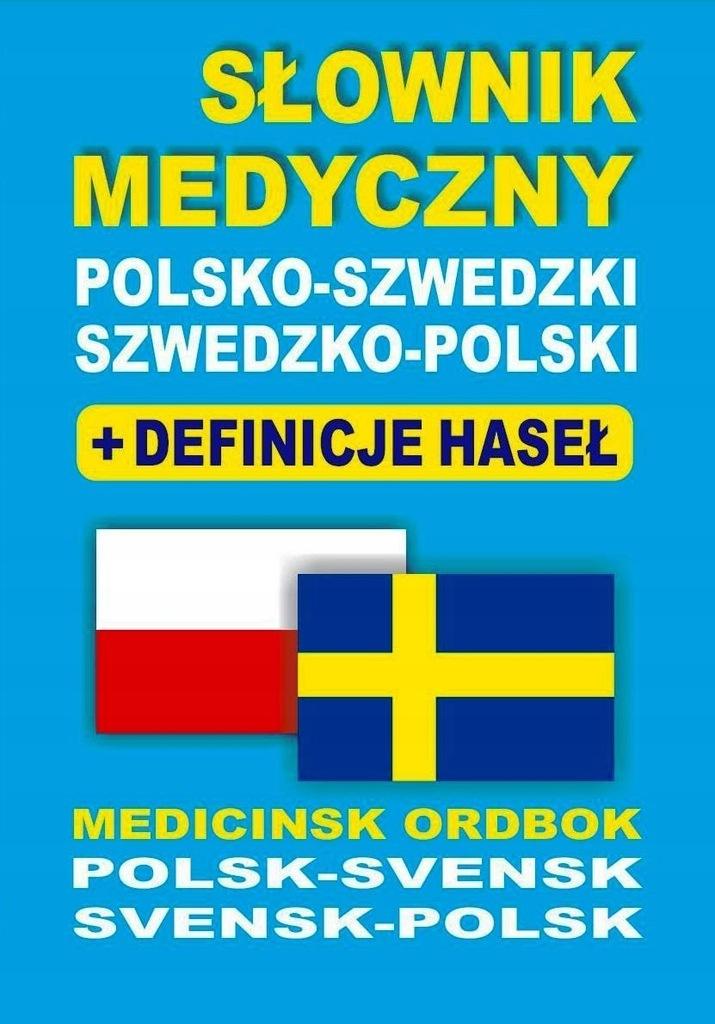 Słownik medyczny szwedzki definicje BR