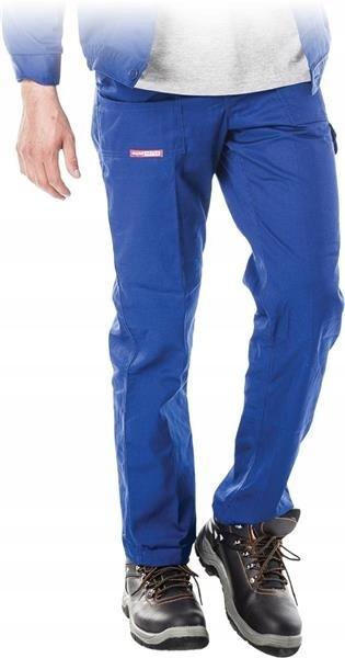 Spodnie Robocze Ochronne Do Pasa Master SPM r. 52