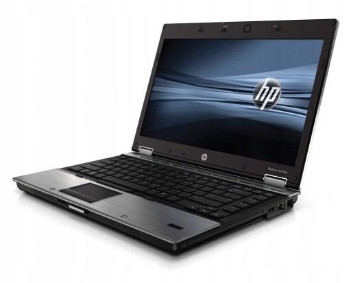 HP ELITEBOOK 8440P i5 2x2,4GHz 14'' 250HDD KX32