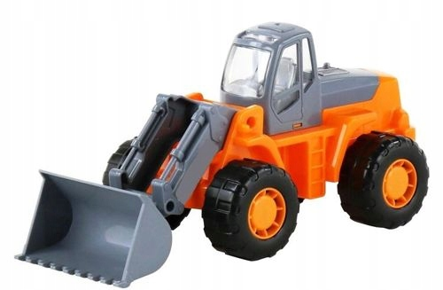 Traktor- ładowarka 3 kolory 36940 Polesie