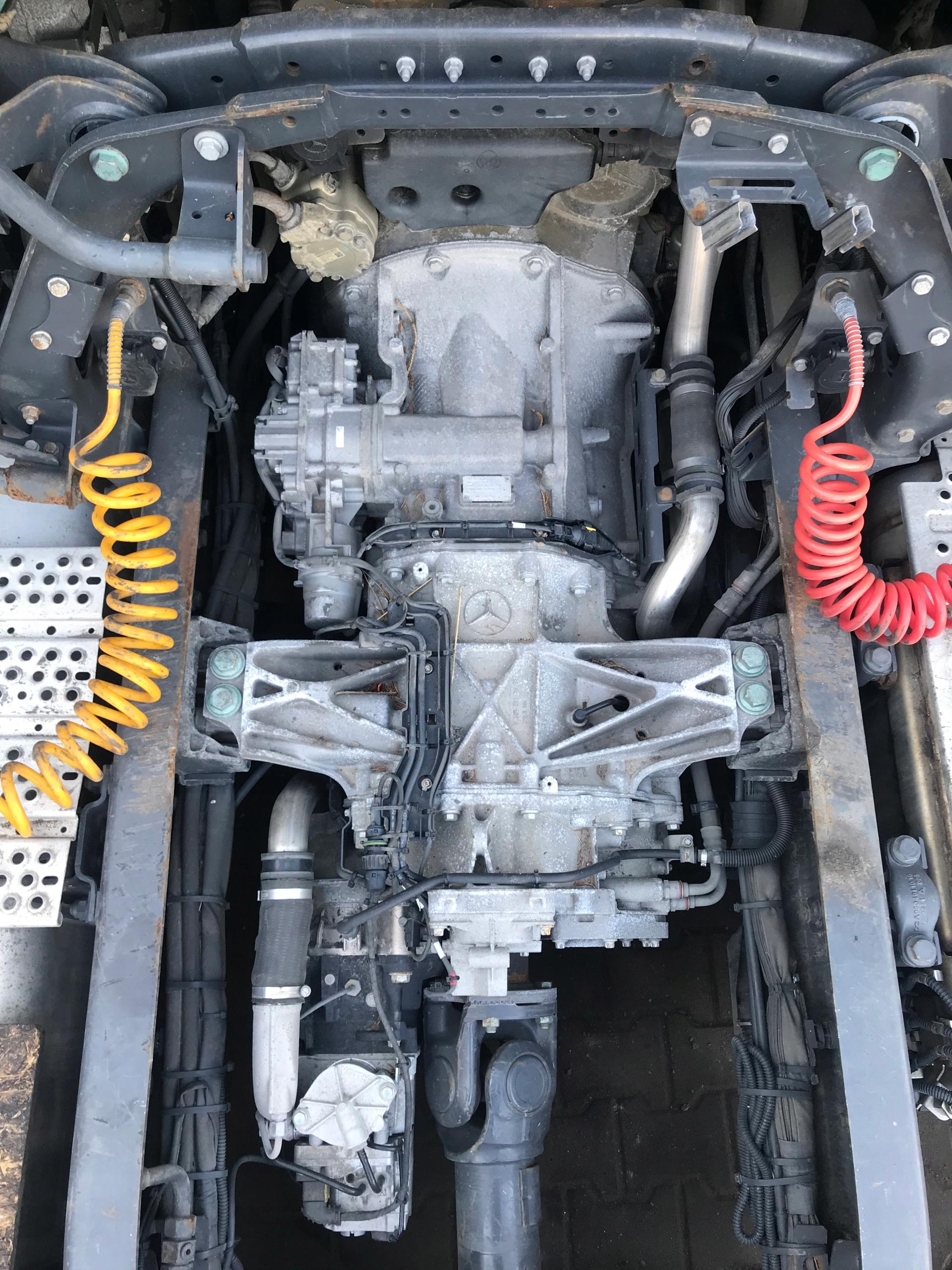 SKRZYNIA BIEGÓW G211-12 Mercedes ACTROS MP4