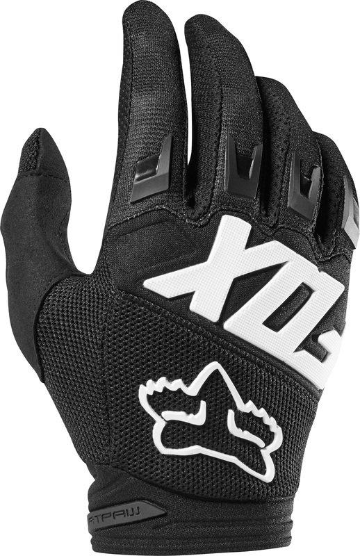 Rękawiczki FOX Dirtpaw Black Enduro Dirt XXXL 3XL