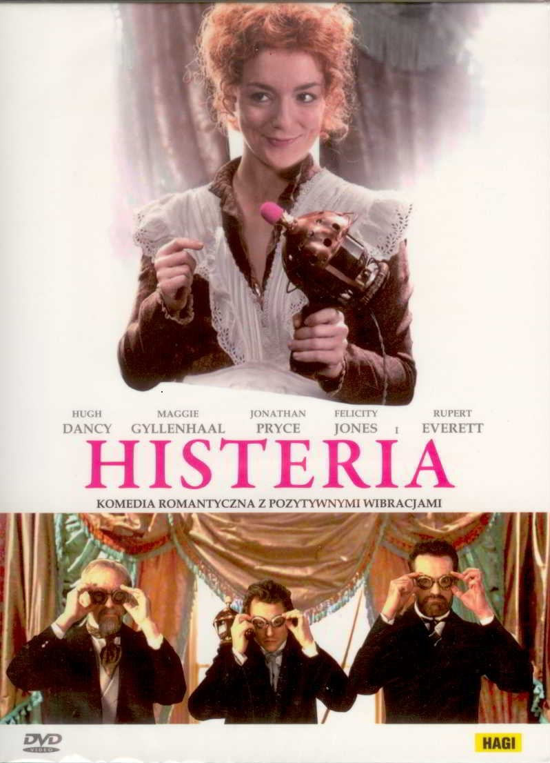 HISTERIA [ Hugh Dancy Maggie Gyllenhaal ] DVD